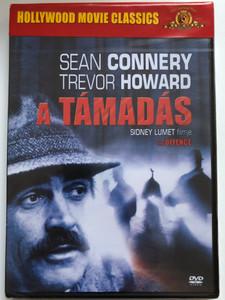 The Offence DVD 1973 A támadás / Directed by Sidney Lumet / Starring Sean Connery, Trevor Howard, vivien Merchant, Ian Bannen / Hollywood Movie Classics (5999546332957)