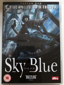 Sky Blue 2142 A.D 2DVD 2003 AKA Wonderful Days (원더풀 데이즈) / Directed by Moon Sang Kim / Starring: Ji Hoon Choi, Yeong Seon Eun, In Seong O, Marc Worden, Cathy Cavadini, Kirk Thornton (5023965362926)