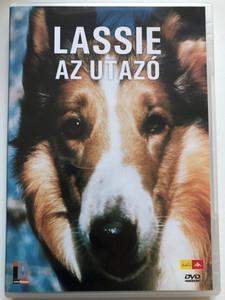Lassie: Voyager 1966 Lassie az utazó / Directed by Jack B. Hively / Starring: Lassie, Robert Bray, Pat Waltz, Pierre Lepre (5999554650166)