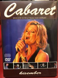 Cabaret - Kisember / DVD+CD / Made in Hungary (5998272705882)