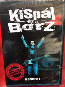 Kispál és a Borz - Koncert / DVD / Made in Hungary (602527060019)