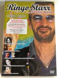 Ringo Starr & His All-Starr Band - Tour 2003 / John Waite, Colin Hay, Paul Carrack, Sheila E., Mark Rivera (825646172528)