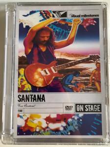 Santana - Viva Santana / DVD  (886973556696)