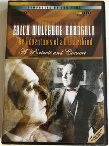 Erich Wolfgang Korngold - The Adventures Of A Wunderkind / A Portrait and Concert / DVD / Art Haus (4006680103624)