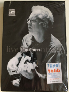 Live in Montreal / Bill Frisell, Greg Leisz, David Plitch, Matt Chamberlain, Ron Miles, Billy Drewes, Curtis Fowlkes / Made in the EU (602517857261)