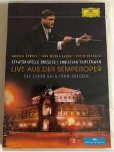 The Lehar Gala: Dresden State Opera / Thielemann / DVD 2012 / Made in the EU (0044007347690)