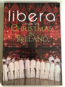 Angels Sing - Christmas in Ireland by Warner Classics, Robert Prizeman / DVD 2013/ Made in the EU (5099940956695)