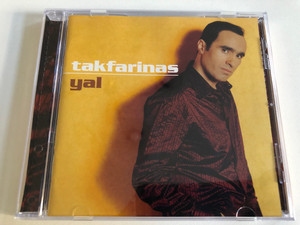 Takfarinas – Yal / RCA Victor Audio CD 1999 / 74321648452