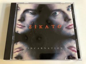 Zikato – Incarnation / Electrola Audio CD 1992 / 1C 564-0777 7 99805 2 9