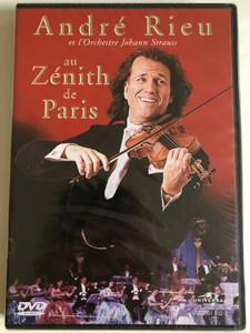 André Rieu Au Zénith de Paris / DVD / Audio in French / Made in the EU (044006193229)