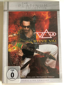 Steve Vai: Visual Sound Theories / DVD / Sony Music Entertainment / Made in the EU (888837884099)