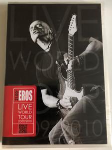 Eros Ramazzotti - 21.00: Eros Live World Tour / 2009-2010 DVD / Sony Music / Made in the EU (886978224194)