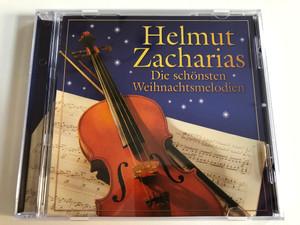 Helmut Zacharias – Die schönsten Weihnachtsmelodien / Eurotrend Audio CD Stereo / CD 152.541
