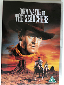 The Searchers DVD 1956 / Directed by John Ford / Starring: John Wayne, Jeffrey Hunter, Vera Miles / Classic Western (5051892070584)