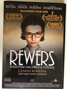 Reverse DVD 2009 Rewers / Directed by Borys Lankosz / Starring: Agata Buzek, Krystyna Janda, Anna Polony (5900058124879)