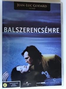 Hélas pour moi DVD 1993 Balszerencsémre / Directed by Jean-Luc Godard / Starring: Gérard Depardieu (5999554701059)