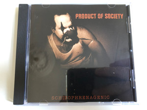 Schizophrenagenic by TROUT WALTER BAND / CD / Made in the EU (8712725702023)