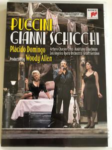 Gianni Schicchi: Los Angeles Opera (Gershon) / Director: Woody Allen / DVD / Made in the EU (889853150892)