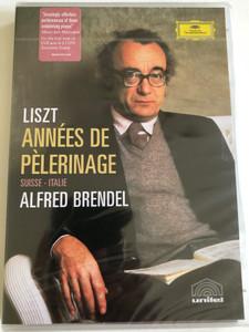 Liszt - Annees De Pelerinage / Alfred Brendel / DVD / Made in the EU (044007341469)