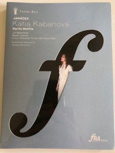 Janácek: Katia Kabanova / Actors: Karita Mattila, Oleg Bryjak / Directors: Robert Carsen, François Roussillon / DVD / Made in the EU (3770002003046)