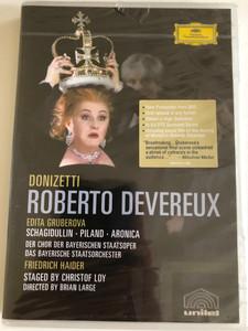 Roberto Devereux: Bavarian State Opera (Haider) / DVD 2006 / Made in the EU (0044007341858)