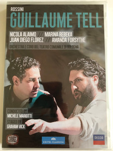 Rossini: Guillaume Tell / DVD / Made in the EU (0044007438701)