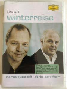 Schubert - Winterreise / DVD / Made in the EU (044007340493)