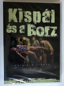 Kispál és a Borz DVD Kötelező videók 1992-2009 / Universal Music Kft. / Must watch song clips of Hungarian band Kispál és a Borz (602527295770)