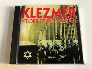 Klezmer Yiddish Swing Music / Soldore Audio CD 2002 / SOL 573