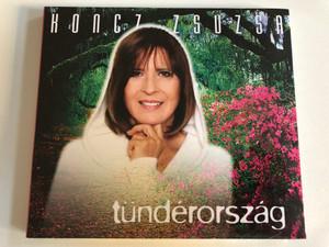 Koncz Zsuzsa – Tündérország / Hungaroton Audio CD 2013 / HCD 71266