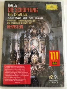 Leonard Bernstein: Haydn - Die Schopfung / DVD / Made in the EU (044007345511)