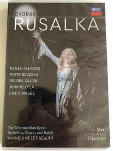 Rusalka: Metropolitan Opera / Director: Otto Schenk / DVD / Made in the EU (0044007438732)