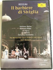 Rossini: Il Barbiere di Siviglia / Director: Ralf Weikert / DVD / Made in the EU (0044007340226)