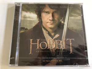 The Hobbit: An Unexpected Journey / Original Soundtrack / Composed By: Howard Shore / CD / Made in the EU (602537155651)