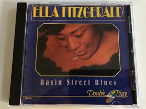 Ella Fitzgerald – Basin Street Blues / Tring International PLC Audio CD / GRF064