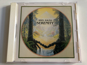 Ariel Kalma - Serenity / Nightingale Records Audio CD 1989 Stereo / NGH-CD-344