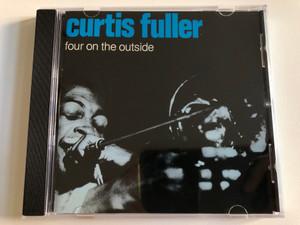 Curtis Fuller – Four On The Outside / Bellaphon Records Audio CD 1978 / CDSJP 124