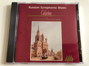Russian Symphonic Music - Collection of International Moscow Bank / Sony Audio CD 1997 / DG 034