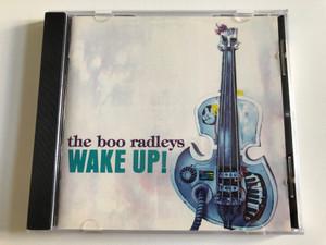 The Boo Radleys – Wake Up! / Creation Records Audio CD 1995 / CRECD179