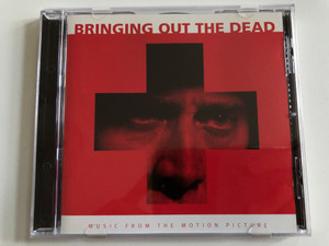 Bringing Out The Dead - Music From The Motion Picture / Sony Music Soundtrax Audio CD 1999 / 496457 2