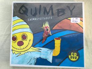 Quimby – Lármagyűjtögető / Tom-Tom Records Audio CD + DVD CD 2009 / TTCDVD 136