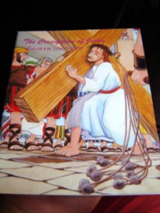 THE CRUCIFIXTION OF JESUS / Thai - English Bible Storybook for Children / Tha...