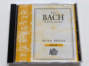 The Bach Collection - Deluxe Edition / The Cadenza Collection / Sony Music Audio CD 1992 / BUXK 50276