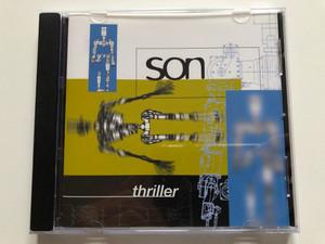 Son – Thriller / WEA Audio CD 1996 / 0630-14076-2