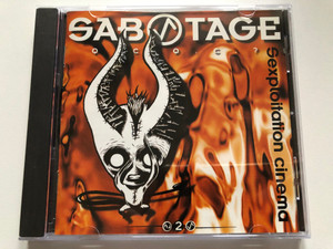 Sabotage Q.C.Q.C.? – Sexploitation Cinema / EMI Electrola Audio CD 1996 / 724385301124