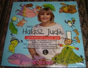 Best Of Halász Judit 1. / Gyermekkorunk legszebb dalai / Hungaroton Audio CD 2012 / HCD 71270 (5991817127026)