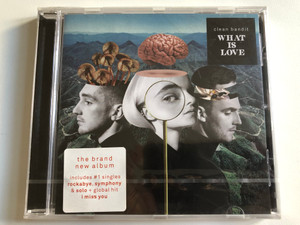 Clean Bandit – What Is Love / The Brand New Album, Includes #1 singles rockabye, symphony & solo + global hit I Miss You / Atlantic Audio CD 2018 / 0190295552589