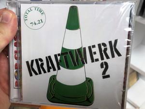 Kraftwerk 2 / Total Time: 74.21 / Pop Classic / Euroton Audio CD / EUCD-0057