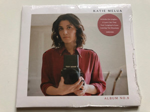 Katie Melua – Album No. 8 / Includes the singles... A Love Like That, Your Longing Is Gone, Leaving The Mountain / BMG Audio CD 2020 / 538624882