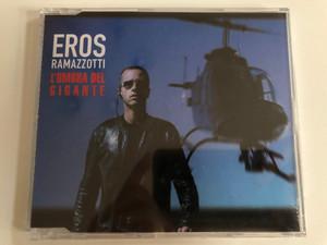 Eros Ramazzotti – L'Ombra Del Gigante / Ariola Audio CD 2001 / 74321871542